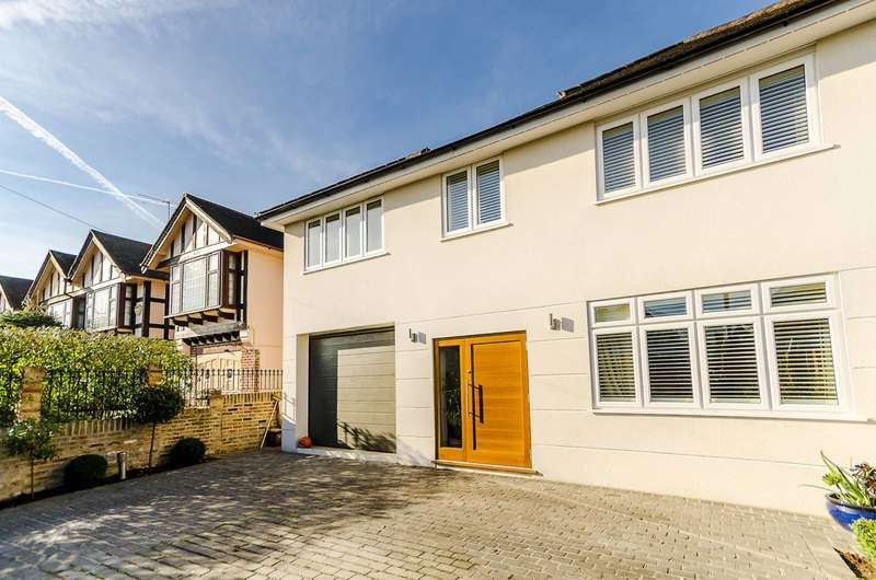 5 Bedrooms Semi Detached House for sale in Robin Hood Lane, Kingston Vale, SW15