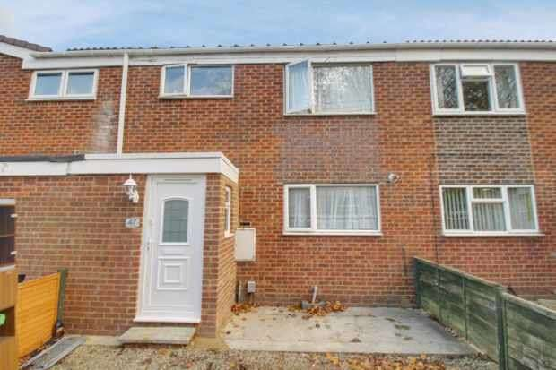3 Bedrooms Terraced House for sale in Bowleymead, Swindon, Wiltshire, SN3 3TD
