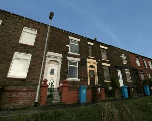 2 Bedrooms Terraced House for sale in Woodend Street, Oldham, Lancashire, OL1 2BZ