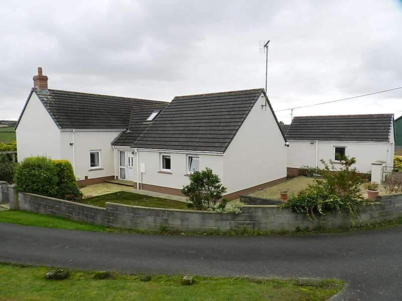 4 Bedrooms Detached House for sale in Briarley, The Gail, Llangwm, Haverfordwest