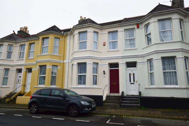 2 Bedrooms Terraced House for sale in Desborough Road, Plymouth, Devon