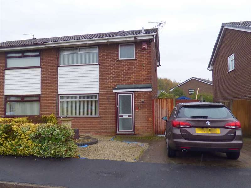 3 Bedrooms Semi Detached House for sale in Ribchester Way, Tarbock Green, Liverpool