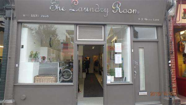 2 Bedrooms Commercial Property for sale in SOUTH WEST LONDON - LAUNDERETTE