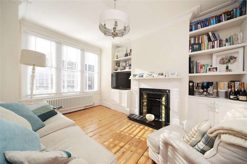 3 Bedrooms Flat for sale in Yukon Road, Clapham South, London, SW12