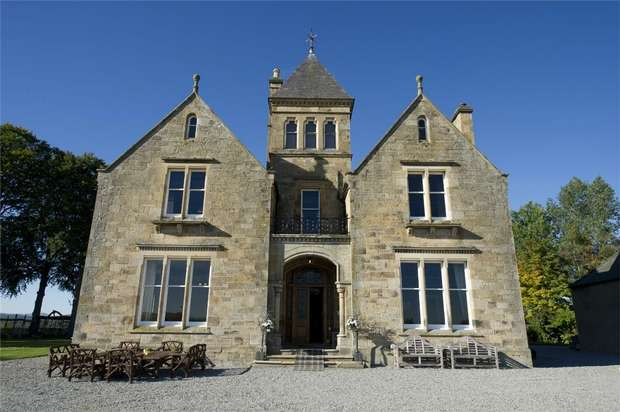 10 Bedrooms Country House Character Property for sale in Allan House, Fearn, TAIN, Highland