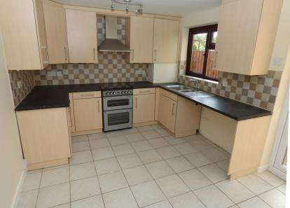 3 Bedrooms Semi Detached House for sale in Glebe Street, Talke, Stoke-On-Trent, Staffordshire