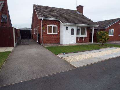 2 Bedrooms Bungalow for sale in Lodge Close, Thurmaston, Leicester, Leicestershire