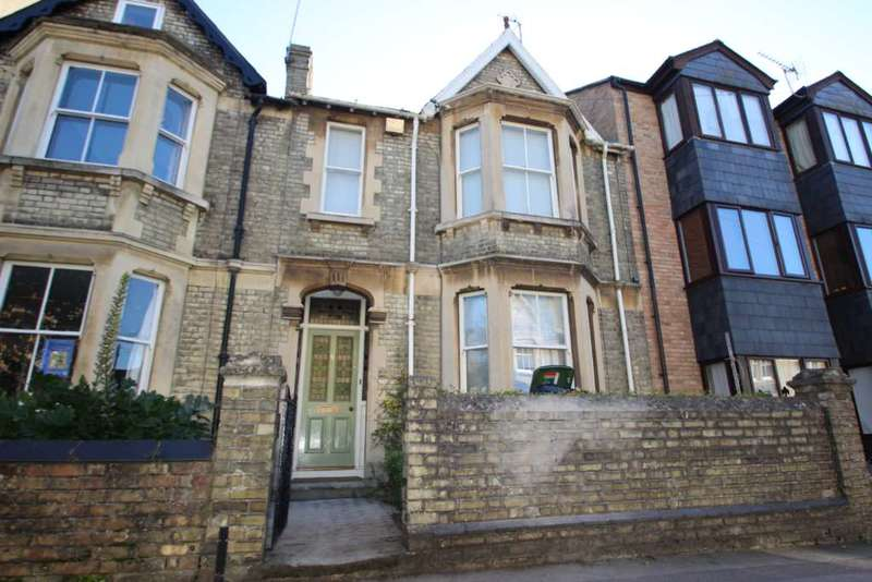 5 Bedrooms Terraced House for rent in Southfield Road, East Oxford