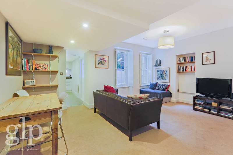 1 Bedroom Flat for sale in Judd Street, Bloomsbury WC1H