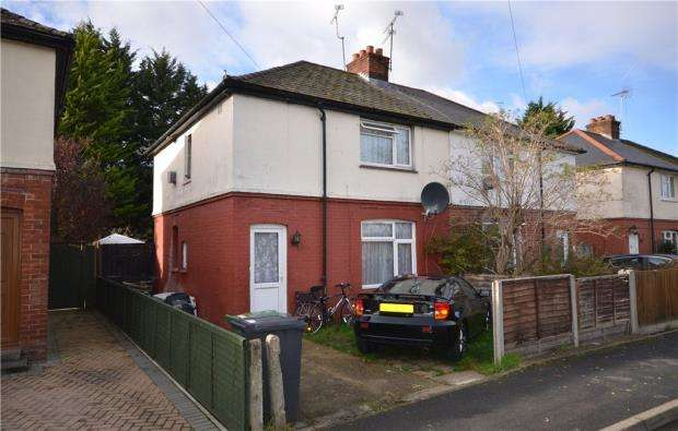 3 Bedrooms Semi Detached House for sale in Eaton Road, Camberley, Surrey