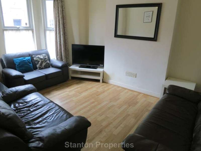 5 Bedrooms Terraced House for rent in 92 pppw, Lorne Road, Fallowfield