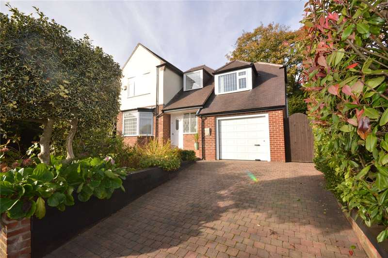 4 Bedrooms Detached House for sale in Bower Road, Woolton, Liverpool, L25