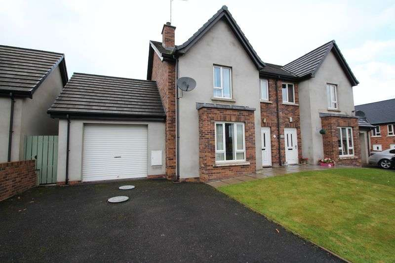 3 Bedrooms Semi Detached House for sale in 7 Cedar Lodge, Bleary
