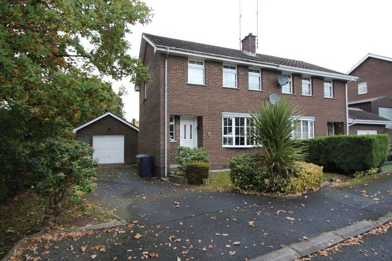3 Bedrooms Semi Detached House for sale in 63 Kensington Park, Portadown