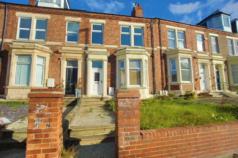 3 Bedrooms Terraced House for sale in Westoe Road, South Shields