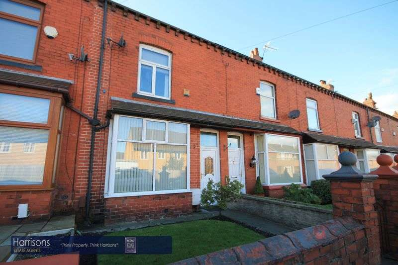 2 Bedrooms Terraced House for sale in Smethurst Lane, Morris Green, Bolton, Lancashire.