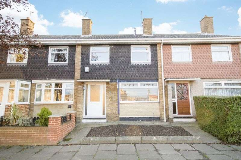 3 Bedrooms Terraced House for sale in Fulbeck Road, Netherfields, Middlesbrough, TS3 0SG