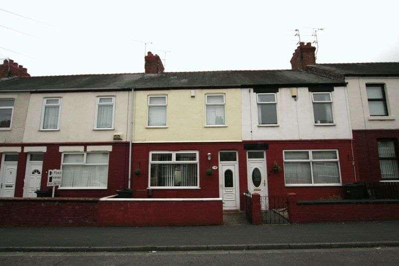 3 Bedrooms Terraced House for sale in 3 bedroom, mid terrace