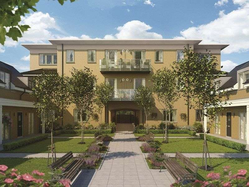 2 Bedrooms Flat for sale in Sovereign Place, Victoria Road, Horley