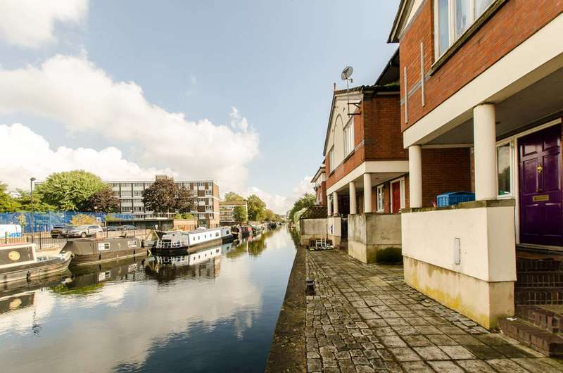 3 Bedrooms House for sale in Gloucester Square, Haggerston, E2