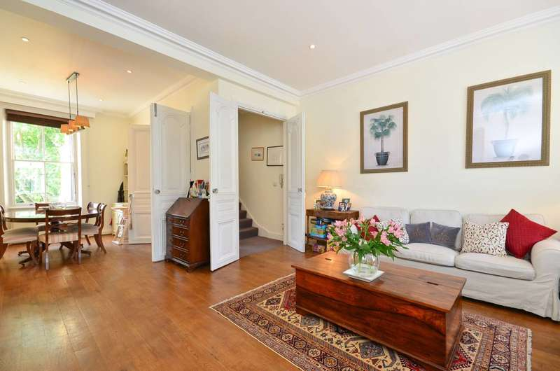 3 Bedrooms Maisonette Flat for sale in Ifield Road, Chelsea, SW10