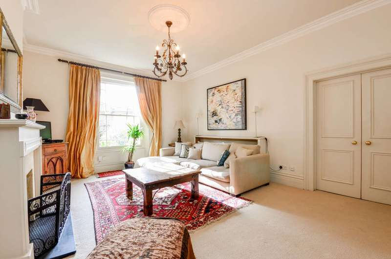 2 Bedrooms Flat for sale in Edith Grove, Earls Court, SW10