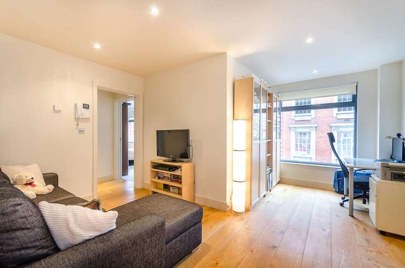1 Bedroom Flat for sale in Willow Place, Westminster, SW1P