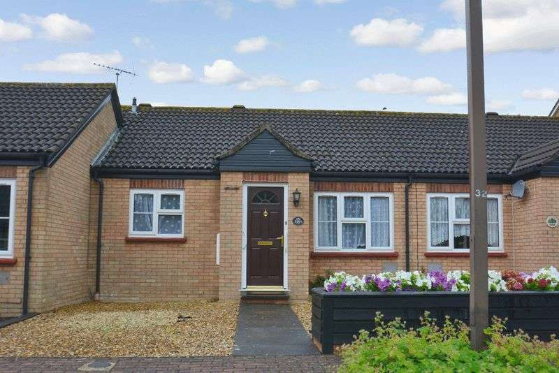 2 Bedrooms Retirement Property for sale in Germander Place, Milton Keynes, MK14 7DP