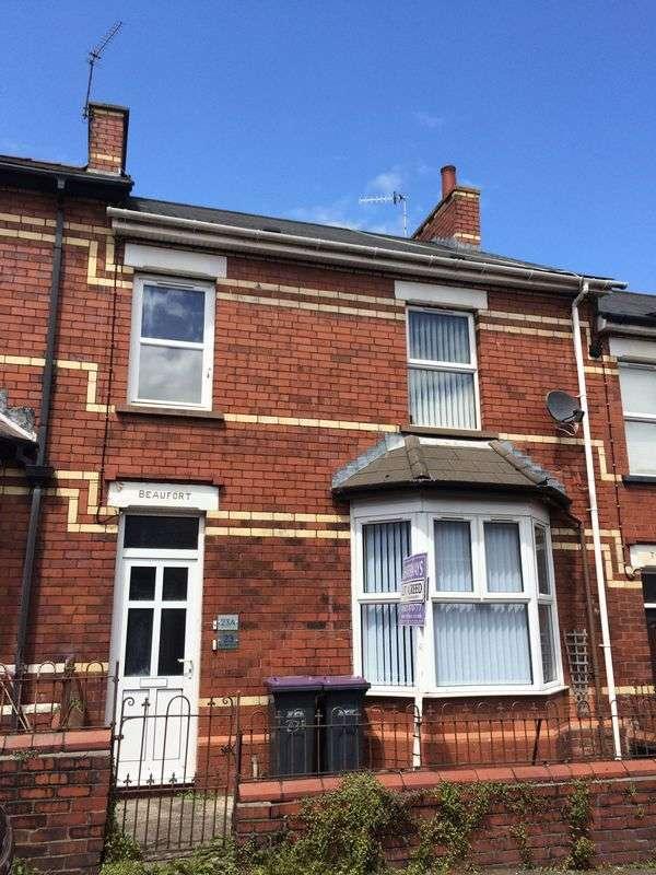 1 Bedroom Flat for sale in Edward Street, Pontypool
