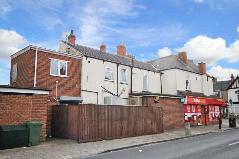 4 Bedrooms Flat for sale in BRERETON AVENUE, CLEETHORPES