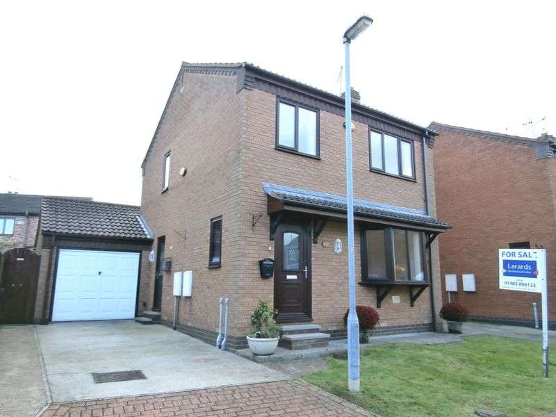 3 Bedrooms Detached House for sale in Skeckling Close, Burstwick