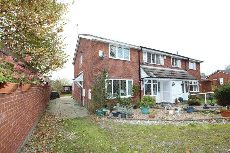 2 Bedrooms House for sale in Crabtree Avenue, Stoke-On-Trent