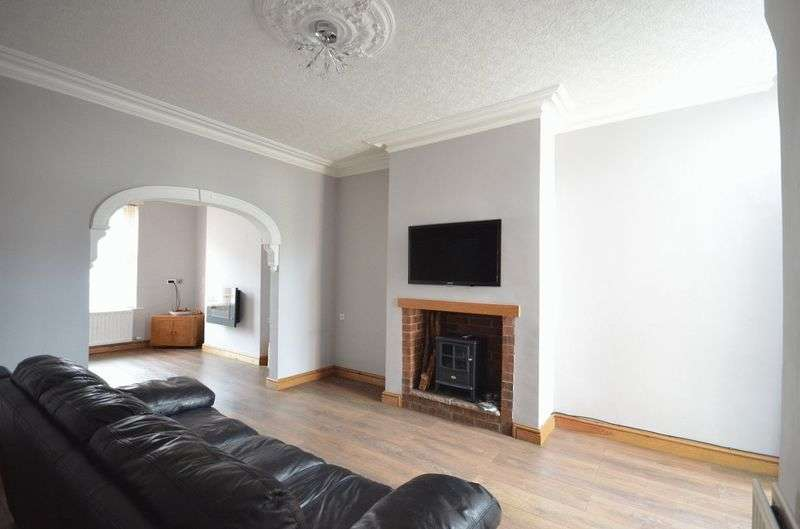 4 Bedrooms Terraced House for sale in Corporation Road, Workington