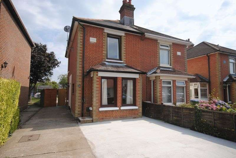 3 Bedrooms Semi Detached House for sale in Chatsworth Road, Bitterne