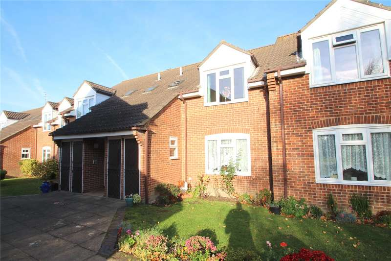 1 Bedroom Retirement Property for sale in Courtfields, Elm Grove, Lancing, BN15