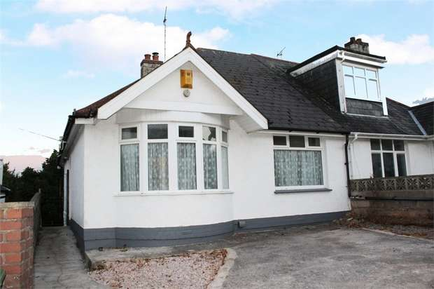 2 Bedrooms Semi Detached Bungalow for sale in Baymount, Paignton, Devon