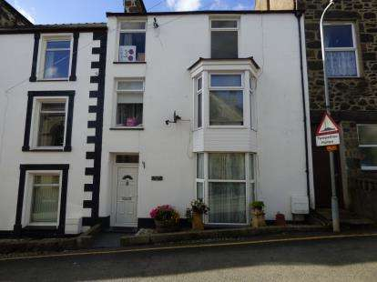 5 Bedrooms Terraced House for sale in Salem Terrace, Pwllheli, Gwynedd, LL53