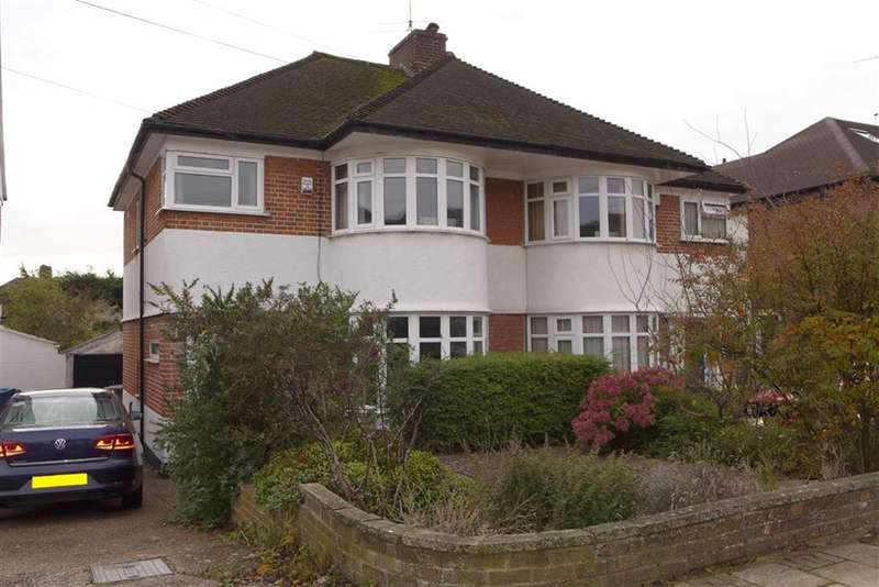 3 Bedrooms Property for sale in Vernon Drive, Stanmore, Middlesex