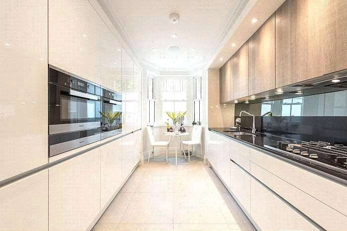 4 Bedrooms Flat for sale in The Terrace, London, N5