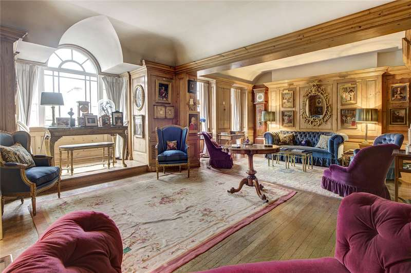 3 Bedrooms Flat for sale in North Court, Great Peter Street, London, SW1P