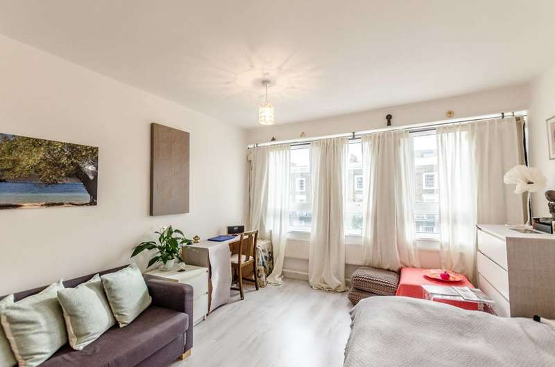 Studio Flat for sale in Prince of Wales Road, Chalk Farm, NW5
