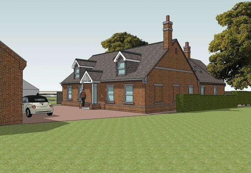 5 Bedrooms Bungalow for sale in Station Road, North Thoresby