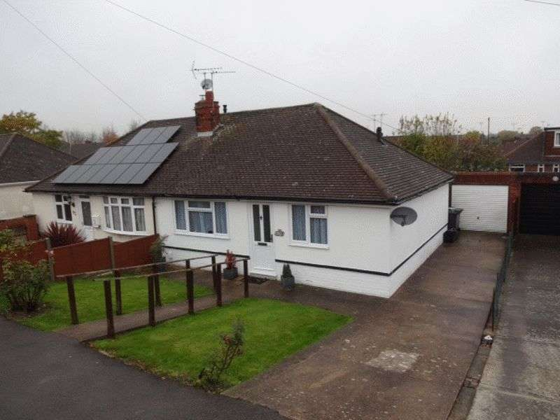 3 Bedrooms Semi Detached Bungalow for sale in Macaulay Road, Luton