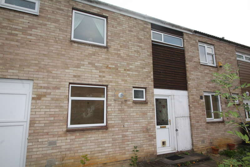 3 Bedrooms Terraced House for sale in Drayton, South Bretton, Peterborough, PE3 9XN