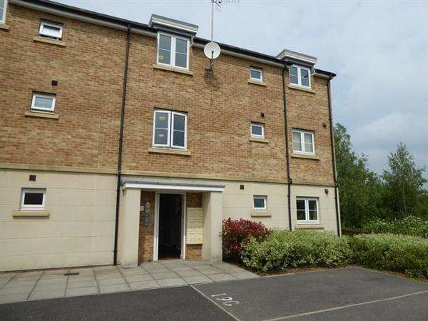 1 Bedroom Apartment Flat for sale in Druids Close, Castell Maen, Caerphilly