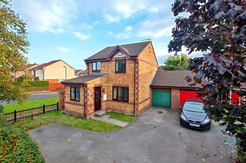 4 Bedrooms Detached House for sale in Tynte Road, Bower Manor, Bridgwater