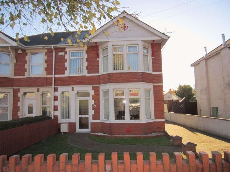 3 Bedrooms Semi Detached House for sale in Cowbridge Road West Cardiff CF5 5TE