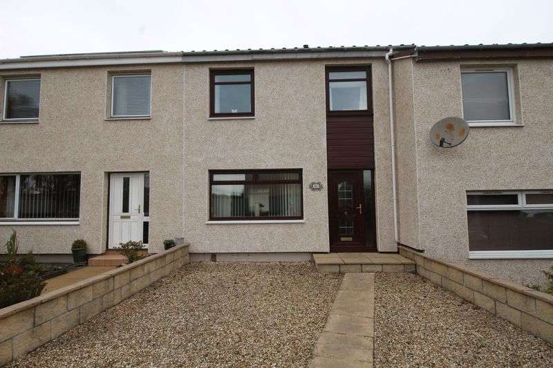 3 Bedrooms Terraced House for sale in Redcraigs, Kirkcaldy