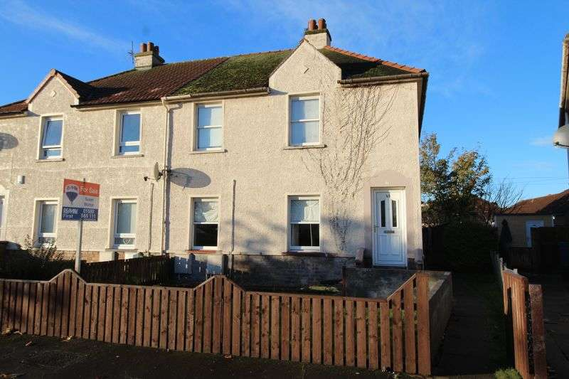2 Bedrooms Flat for sale in Park Road, Kirkcaldy