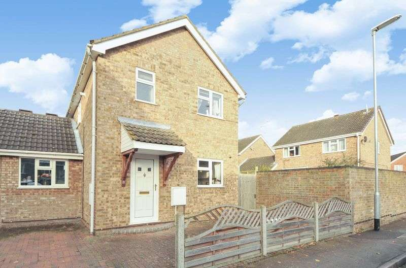 3 Bedrooms House for sale in Maple Close, Sawtry